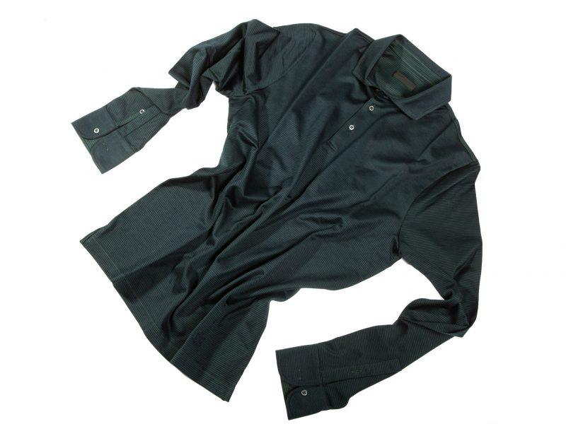 Camicia mix jacquard