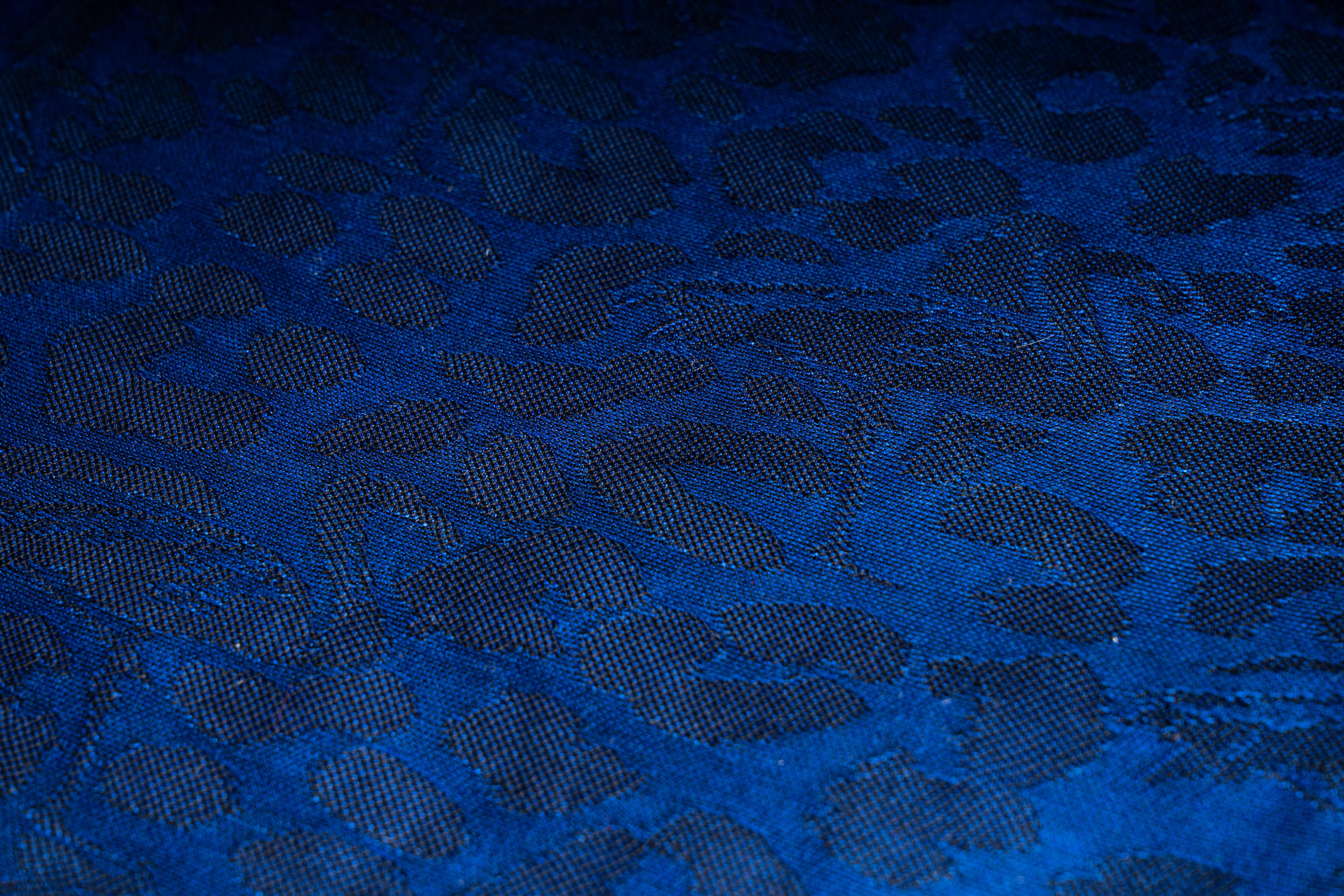 Tessuto camicia jacquard di cotone